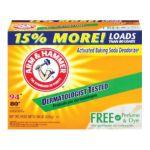 Arm & Hammer - Laundry Detergent 7.94 lb,3.6 kg 0033200068327  / UPC 033200068327