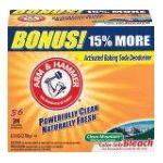 Arm & Hammer - Laundry Detergent 0033200095309  / UPC 033200095309