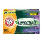 Arm & Hammer -  Fabric Softener Sheets 100 sheets 0033200142713