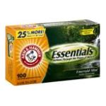 Arm & Hammer -  Fabric Softener Sheets 100 sheets 0033200142720