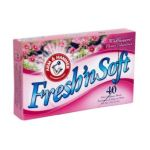 Arm & Hammer -  Fabric Softener Sheets 40 sheets 0033200143307