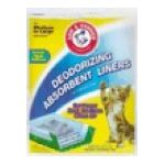 Arm & Hammer - Deodorizing Absorbent Liners 2 liners 0033200321224  / UPC 033200321224