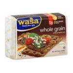 Wasa -  Crispbread Whole Grain 0033617000026