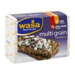 Wasa -  Crispbread Multi Grain 0033617007032