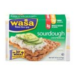 Wasa -  Crispbread Sourdough 0033617340610