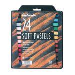 Alvin -  Qt102008 Portrait Pastels Set-24 0034138020081