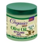 Africa's best - Organic Olive Oil Styling Gel Jar 0034285252151  / UPC 034285252151