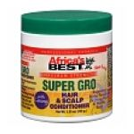 Africa's best - Maximum Strength Super Gro Hair & Scalp Conditioner 0034285502041  / UPC 034285502041