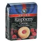 Eckerd -  Raspberry Creme Sandwich Cookies 0034575218690