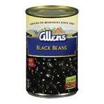 Allens - Black Beans 0034700325101  / UPC 034700325101