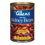 Allens - Kidney Beans 0034700414102  / UPC 034700414102