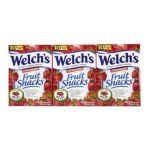 Welch's -  Fruit Snacks Strawberry 0034856028840