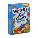 Welch's -  Fruit Snacks Mixed Fruit 0034856028888