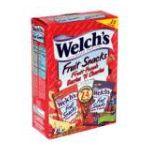 Welch's -  Fruit Snacks Fruit Punch Berries 'n Cherries 0034856139249