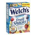 Welch's -  Mixed Fruit Fat Free Fruit Snacks 0034856226987