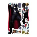 York Wallcoverings -  Roommates Thor Movie Giant Thor 0034878092775