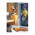 York Wallcoverings -  Star Wars Classic R2-d2 Peel And Stick Panel 0034878113463
