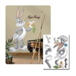 York Wallcoverings -  Licensed Designs Bugs Bunny Giant Wall Decal 0034878615974