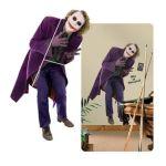 York Wallcoverings -  The Joker Giant Peel And Stick Mural 0034878740096