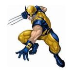 York Wallcoverings -  Licensed Designs Wolverine Giant Wall Decal 0034878834634