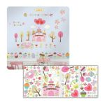 York Wallcoverings -  Happi Cupcake Land Peel And Stick Wall Decals 0034878937724