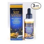 WindMill -  Nutrition Works Sleep Soundly Melatonin Liquid 0035046067328