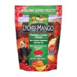 WindMill -  Garden Greens Lychee-mango Super Fruit Chew 30 Chews 30 chews 0035046076689