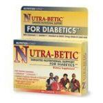 WindMill -  Nutra-betic Caplets For Diabetics 60 ea 0035046139766