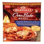 Bertolli - Chicken Parmigiana & Penne 0036200007051  / UPC 036200007051