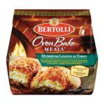 Bertolli - Mushroom Lasagna Al Forno 0036200061350  / UPC 036200061350