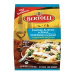 Bertolli - Complete Skillet Meal For Two Chicken Alfredo & Penne 0036200121771  / UPC 036200121771