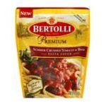 Bertolli - Pasta Sauce 0036200230398  / UPC 036200230398