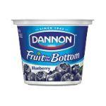 Dannon -  Yogurt Blueberry 0036632001085