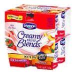 Dannon -  Lowfat Yogurt 0036632004826