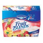 Dannon -  Lowfat Yogurt 0036632004857