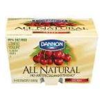 Dannon -  Lowfat Yogurt 0036632005243