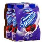 Dannon -  Smoothie Wild Berry Blend 0036632007087