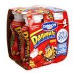 Dannon -  Danimals Strawberry Explosion Smoothie 0036632009005