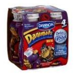 Dannon -  Danimals Rockin' Raspberry Smoothie 0036632009012
