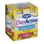 Dannon -  Probiotic Dairy Drink 0036632025074