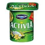 Dannon -  Lowfat Yogurt Vanilla With Bifidus Regularis 0036632026095