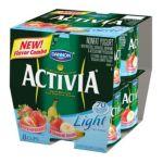 Activia - Strawberry Strawberry Banana Nonfat Light Yogurt 0036632027597  / UPC 036632027597