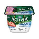 Activia - Selects Thick & Creamy Strawberry Nonfat Greek Yogurt 0036632027948  / UPC 036632027948