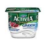 Activia - Dannon Selects Thick & Creamy 0% Fat Pomegranate Berry Greek Yogurt 0036632027962  / UPC 036632027962