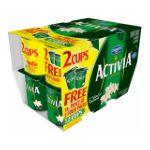 Activia - Dannon Vanilla Lowfat Yogurt 0036632028341  / UPC 036632028341
