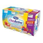 Dannon -  Strawberry Pomegranate Berry Immunity Probiotic Dairy Drinks 0036632035059