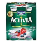 Dannon -  Dairy Drink Mixed Berry 0036632036346