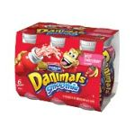 Dannon -  Danimals Smoothie Swingin' Strawberry-banana 0036632036414