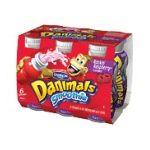 Dannon -  Danimals Smoothie Rockin' Raspberry 0036632036438