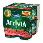 Activia - Yogurt Light Strawberry Raspberry 0036632036940  / UPC 036632036940